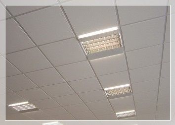 Drop Ceiling - CRC Commercial Remodeling Contractor